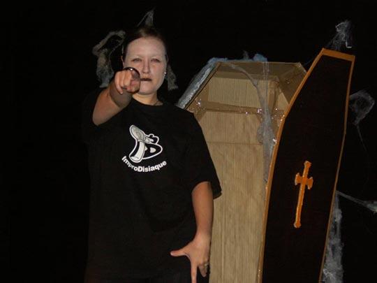 Spectacle de Halloween