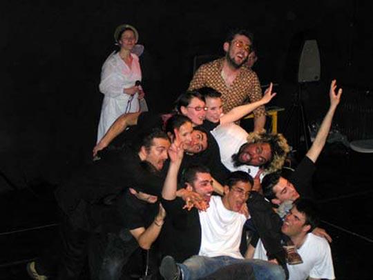 Rencontre Nouveaux 2005